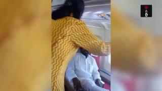 Shiv Sena MP Ravindra Gaikwad Assaults Air India Staffer