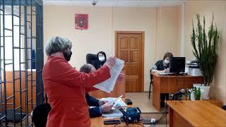 Суд Депутат партии КПРФ Лопатина М В  ч  2 юрист Вадим Видякин