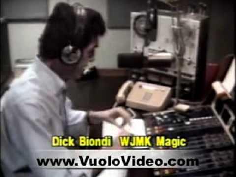 Dick Biondi WJMK Radio Chicago 1987