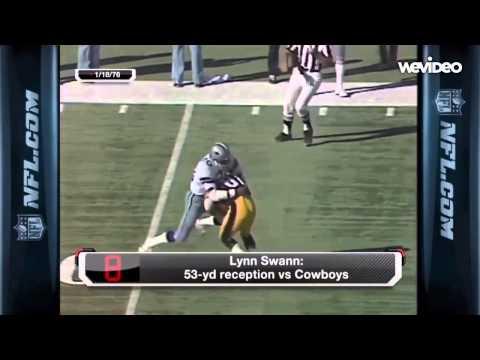 Lynn Swann Super Bowl X