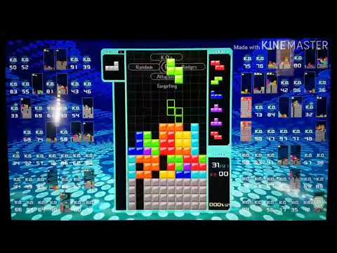 WE NEED TO PLAY MORE GAMES|Tetris 99