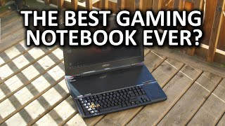 World's First Gaming Notebook with a Mechanical Keyboard - MSI GT80 Titan thumbnail