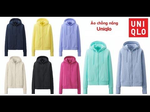 Áo Chống Nắng Uniqlo,áo Chống Tia UV (Uniqlo) Nhật 100%