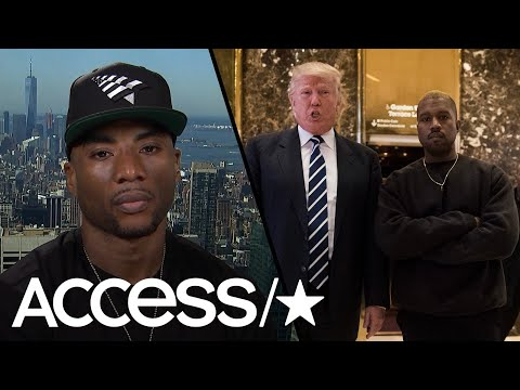 Charlamagne Tha God Shares Why He Thinks Kanye West & Donald Trump Are So Similar | Access