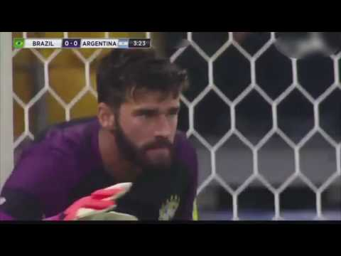 Brazil vs Argеntina 3-0 Full Match World Cup 2018 CONMEBOL Qualification