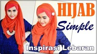 Hijab Casual Dan Pesta Cuma 2 Menit Cocok Untuk Pipi Tembem