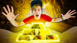 FOUND REAL GOLD IN A MYSTERY BOX !! ☆ I'M RICH NOW!!!!! ☆