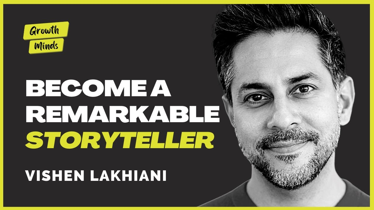 How to Transform Your Brain By 500% | Vishen Lakhiani, Mindvalley CEO