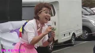 설녹수 품바/비바람에 마치려다 떼거지로 찾아온 팬들께 명품공연 바칩니다~구례산수유축제