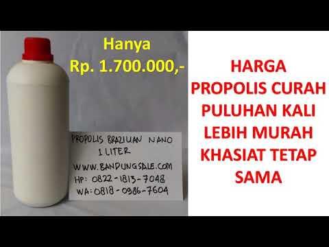 Agen Propolis Brazilian Curah Bandung Pusat WA 081809867604