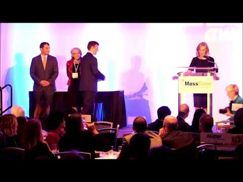 MassEcon Honors Clarks Americas As Bronze Winner In Greater Boston At 2017 Economic Impact Awards