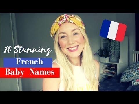 French Baby Names & Pronunciation | SJ STRUM