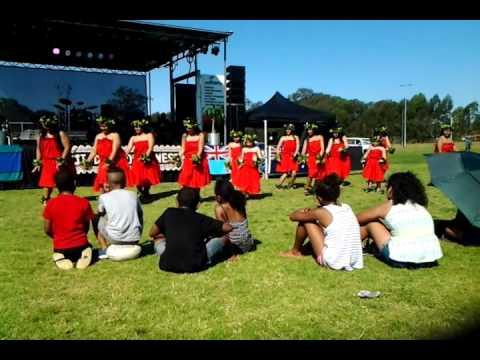 Matavai Cultural Arts Fiji Day 2015