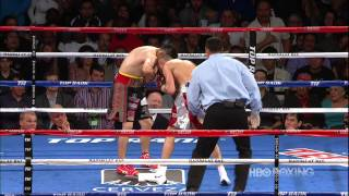 Rios vs. Alvarado II: Highlights (HBO Boxing)
