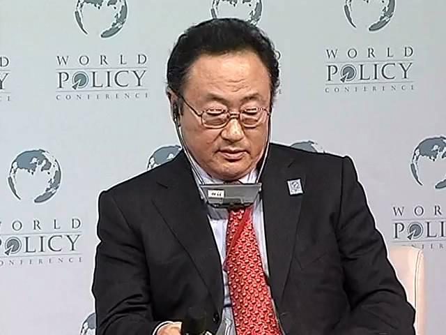 Sakong Il - Plenary Session Part 1