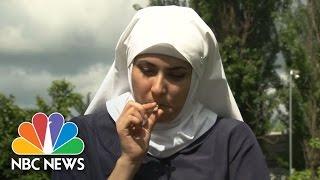 'Weed Nuns' Using Hemp To Heal And Empower   NBC News