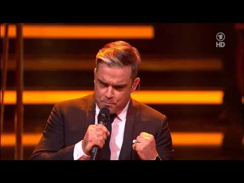 Robbie Williams - Love Supreme [Bambi 2013]