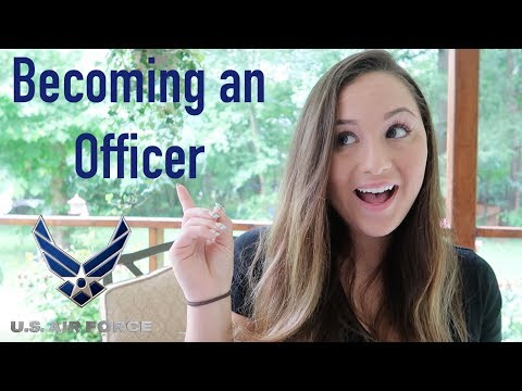 Joining the AIR FORCE | My Journey
