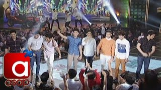 "ASAP: Teen Heartthrobs sing ""Cheerleader"" on ASAP"