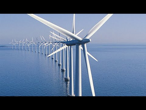 Largest floating offshore wind farm in Scotland; Typhoon turbine developed in Japan - Compilation