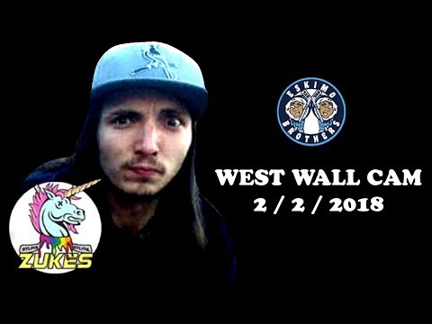 West Wall Cam (vs Eskimo Bros - Part 1)