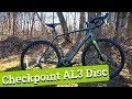 Affordable Gravel - 2020 Trek Checkpoint AL 3 Disc, Review of Features and Weight