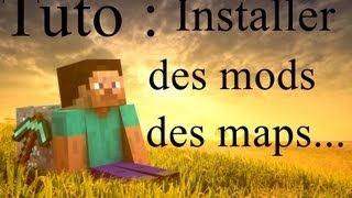 Installer des mods,maps... sur minecraft  cracker