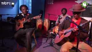 Special: Habib Koite & Eric Bibb - live at Radio 6 - 2 nov 2012