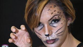 Mamma a colori: Videotutorial make up Halloween tiger