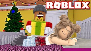DELIVERING GIFTS FOR SANTA!! -Roblox Christmas
