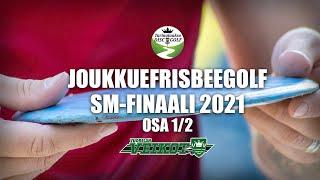 Joukkuefrisbeegolfin SM-finaali 2021 - Etu10