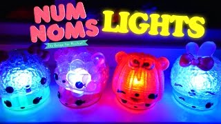 Num Noms Lights Series 1 FULL Case Glow in Dark Blind Box Toys