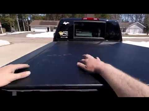 Truxedo Lo Pro Tonneau Cover Replacement How to install replacement Truxedo  Lo Pro Cover