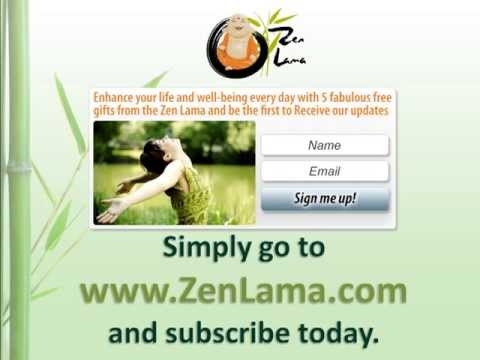 Free binaural beats Focus & Concentration brainwave MP3 from ZenLama.com