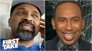 Colts fan Mike Epps has mixed feelings about new QB Philip Rivers | First Take