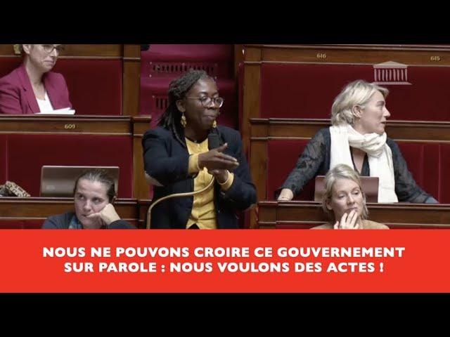 PROJET DE LOI GILETS JAUNES : NOUS VOULONS DES ACTES ! Vif échange avec la ministre Buzin