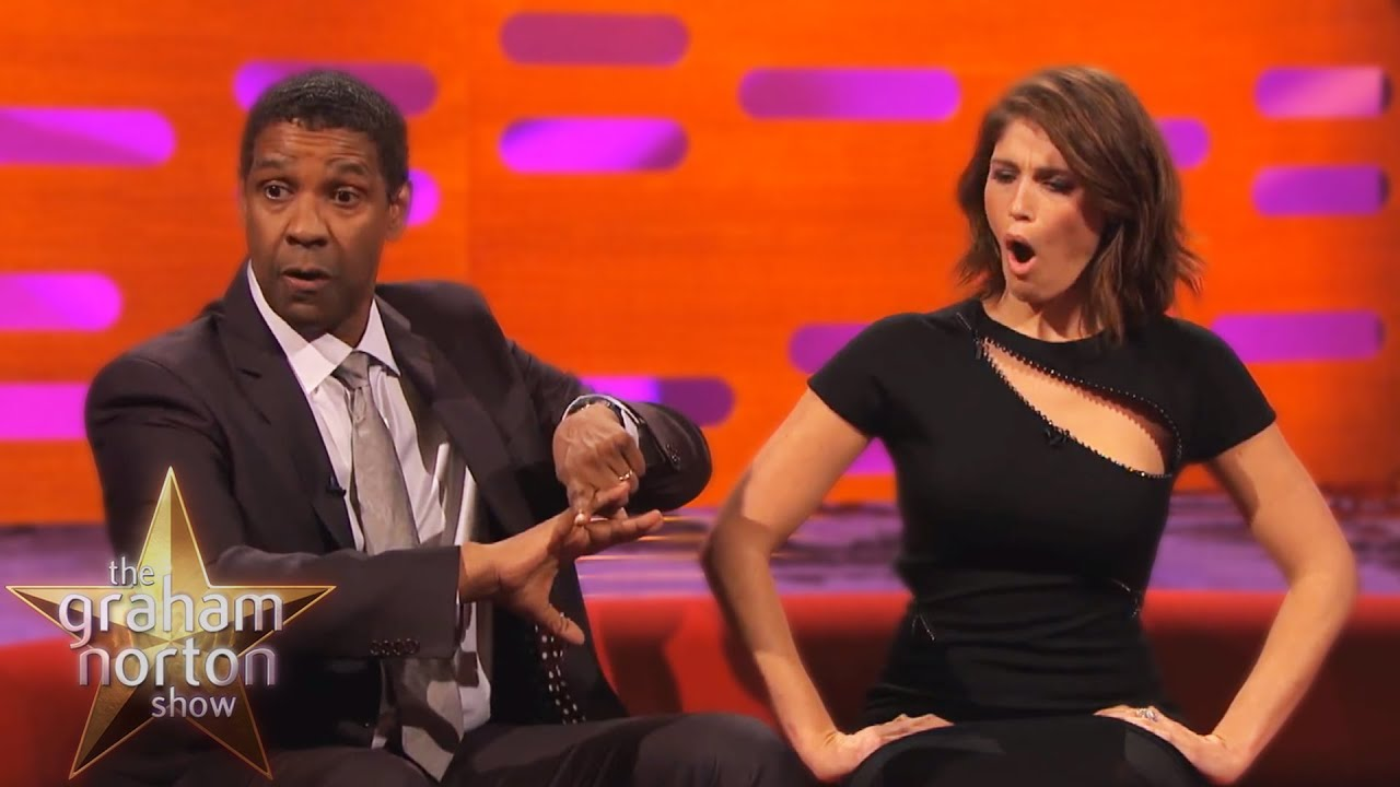 Denzel Washington Crooked Finger Pictures to Pin on ...