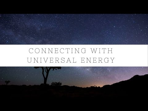 Connecting with Universal Energy: How to Draw Energy from the Universe | Witchcraft