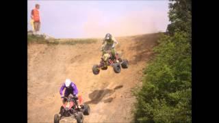 Motocross Reutlingen 2014 Impressionen der Quad Piloten
