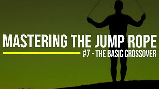 MMA Basics - Jump Rope Technique (The Basic Crossover)