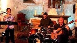 Extraits du concert du trio FRANCERIES à Vielle-Aure le 14 août