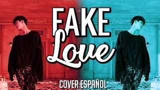 BTS - FAKE LOVE (COVER ESPAÑOL)