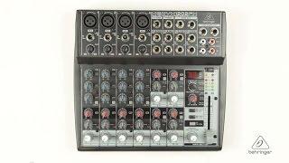 XENYX 1202FX Small Format Mixer