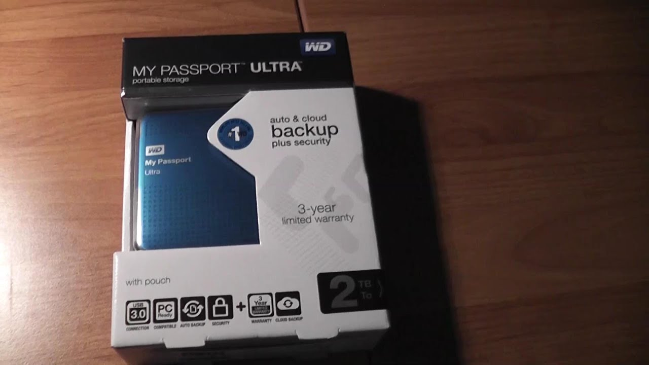 2tb western digital my passport ultra / La cantera black friday