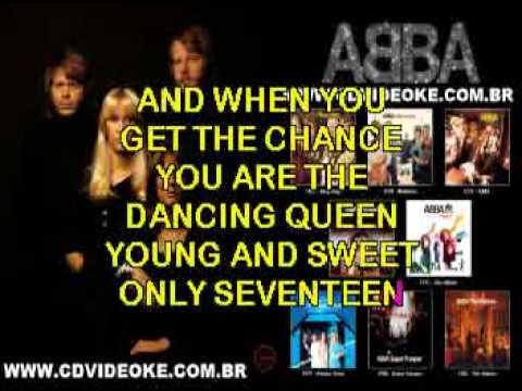 Dancing Queen Abba