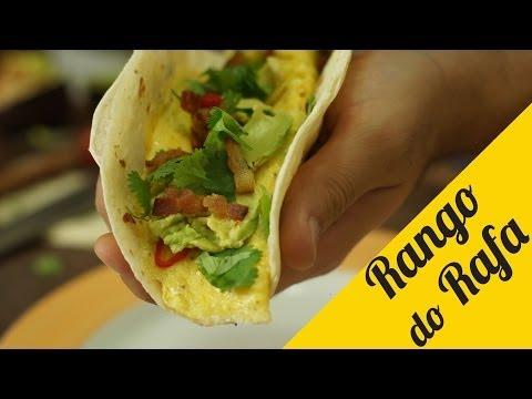 Desayuno Mexicano Café da manhã mexicano - Rango do Rafa