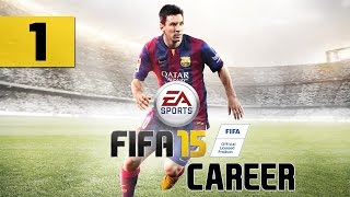 "Video FIFA 15 - Career - Let's Play - Part 1 - [Create-A-Player] - ""Loaned To Kilmarnock"" download MP3, 3GP, MP4, WEBM, AVI, FLV Desember 2017"