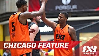 """""""We're about winning!"""" - Chicago Feature - 2016 FIBA 3x3 World Tour"""