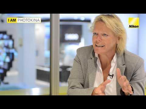 Nikon Photokina 2012 - An interview with Ursula Meissner
