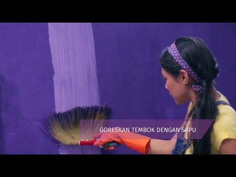Avian Brands DIY Series #7 - Tembok Tekstur